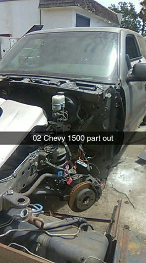 2003 CHEVY 1500 PART OUT for Sale in Sacramento, CA