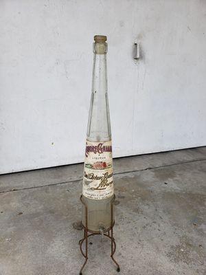 Antique glass bottle for Sale in Torrance, CA