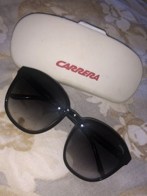 CARRERA black sunglasses! for Sale in Fairfax, VA