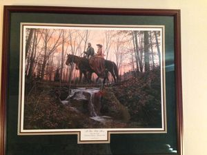 A Ride With Anna by John Paul Strain for Sale in Manassas, VA