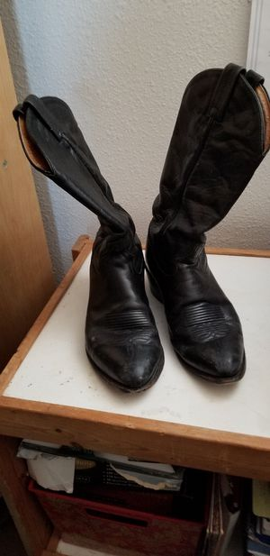 Tony Lama men cowboy boots for Sale in Chelan, WA