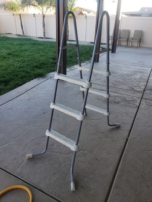 Pool ladder for Sale in Perris, CA