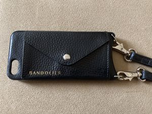Bandolier IPhone 5/5s/SE 1st Edition Crossbody Side Pocket Case. Condition is Like New for Sale in Smyrna, GA