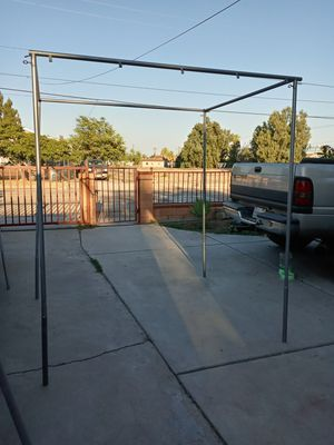 Small canopy frame only for Sale in Fontana, CA