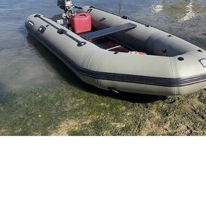 West Marine Boat N 6 Hp Tahatsu Outboard for Sale in El Monte, CA