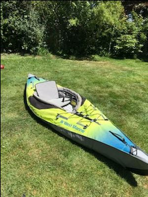 West Merin Inflatable Kayak for Sale in Tulare, CA