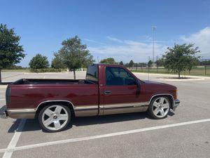 Chevy Silverado c1500 1997 for Sale in Round Rock, TX