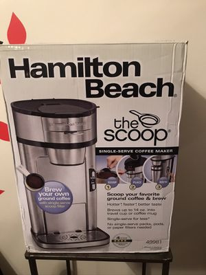 Single serve coffee maker for Sale in Groveport, OH