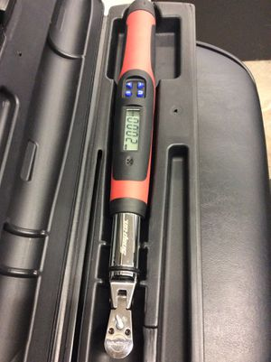 SNAP ON TECH1 FR240 1/4 TORQUE WRENCH 24-240 IN LB for Sale in Tacoma, WA