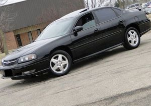 2004 IMPALA SS SUPERCHARGED ONLY 48K LEATHER HTD SEATS for Sale in Montgomery, AL