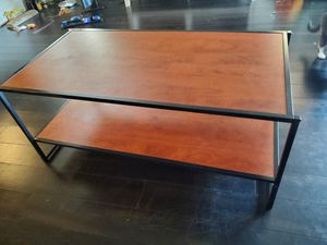 Coffee Table with two shelves for Sale in Austin, TX