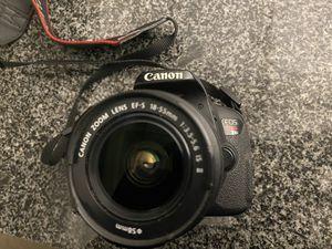 Canon t4i for Sale in Gardena, CA