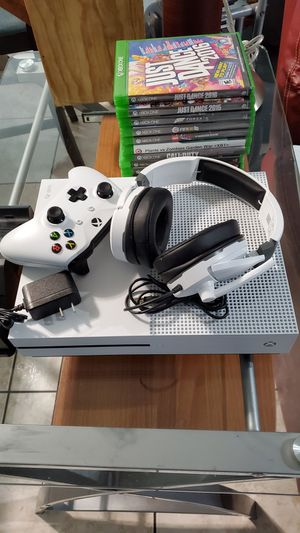 Xbox one s for Sale in Hialeah, FL