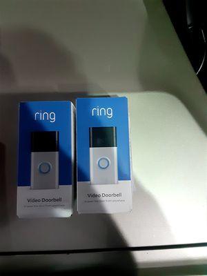 Ring door bell for Sale in Irwindale, CA