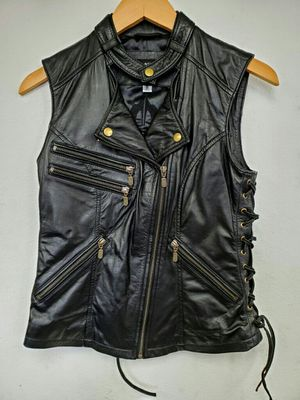 Women's Leather Motorcycle Jacket for Sale in Long Beach, CA