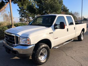 2004 Ford F-250 4X4 Diesel 99k miles Long bed super duty for Sale in Rialto, CA