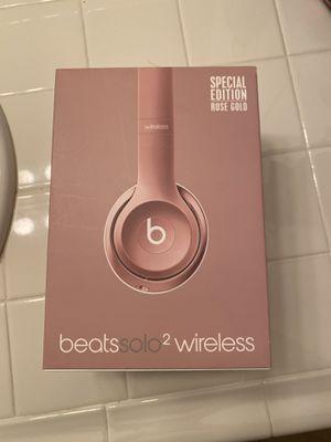 Beats solo wireless for Sale in Clovis, CA