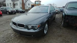 2004 BMW 745Li #S53572 Parts only. U pull it yard cash only. for Sale in Hillcrest Heights, MD