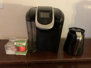 Keurig 2.0 with extras for Sale in Arcadia, CA