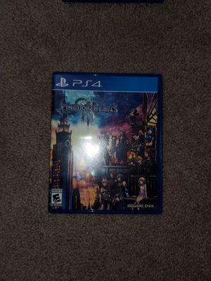Kingdom Hearts III for Sale in Vallejo, CA