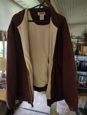 Katahdin Iron Works Fleece-lined Jacket, XXL for Sale in Fort Defiance, VA