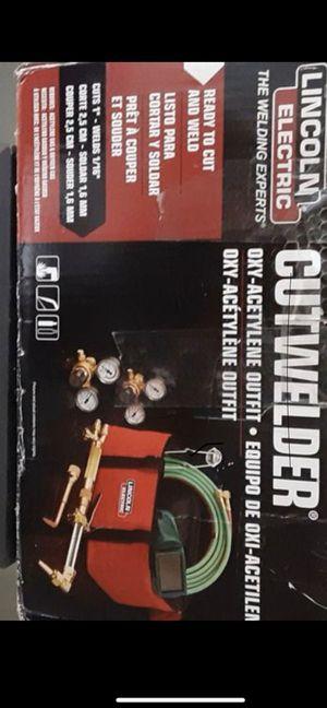 Brand new in box cut welder for Sale in San Jose, CA