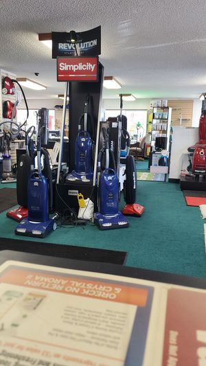 Riccar Vacuums for Sale in Colorado Springs, CO