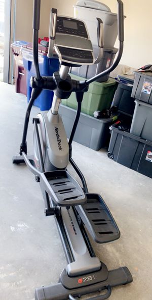 Nordic Track elliptical for Sale in Fort Smith, AR