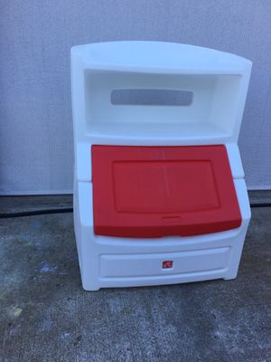 Step2 Lift and Hide Plastic Toy Organizer for Sale in Encinitas, CA