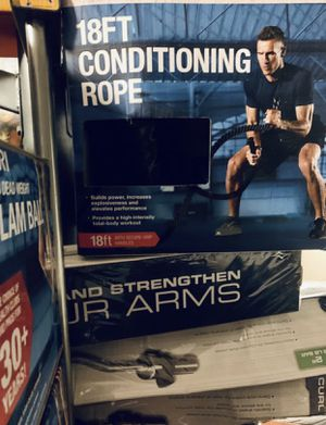 Conditioning rope for Sale in Davie, FL