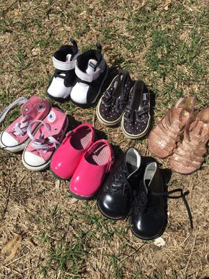Baby shoes for Sale in Wichita, KS