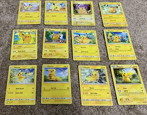 Pikachu Pokemon Cards for Sale in Kent, WA