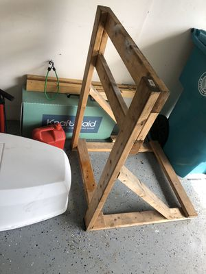 """Outboard Motor Engine Stand - Solid 46"""" x 36"""" x 31"""" for Sale in Ocean Ridge, FL"""