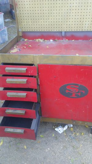 @ good custom@ - tool box* steel_ material for Sale in Fontana, CA
