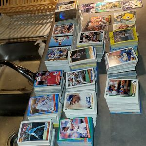 Random Sports Cards Mostly Baseball Some Basketball And Little Football for Sale in Omaha, NE