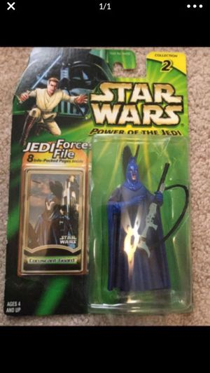 Star Wars Coruscant Guard Action Figure for Sale in Selma, TX