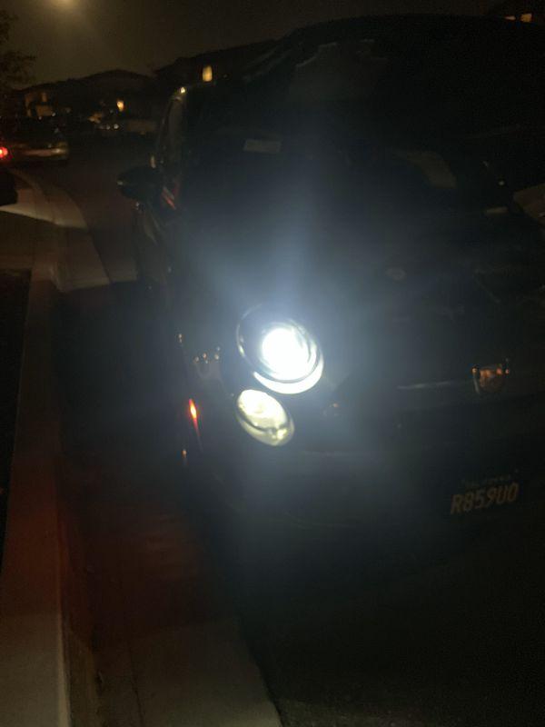 Car led headlights kit leds kits are super bright lights H1 H7 H8 H9 H10 H11 9003 9005 9006 9007 H13 880 9145 9140 5202