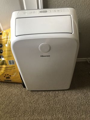 Hisense AC/dehumidifier! Used twice! Located Leander! for Sale in Liberty Hill, TX