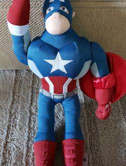 Captain America Plush New for Sale in South Gate,  CA