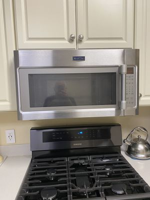 MAYTAG OVER RANGE MICROWAVE for Sale in Winter Haven, FL