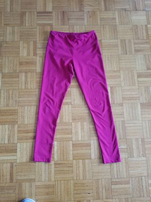 90 Degree by Reflex Hot Pink Yoga Leggings size Medium for Sale in ROXBURY CROSSING, MA