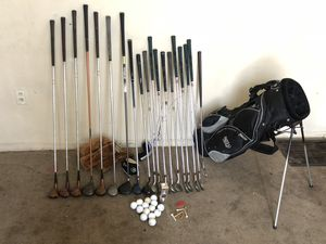 Golf clubs complete set for Sale in Baltimore, MD