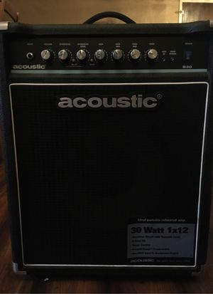 Amplifier 30 watt for Sale in Evergreen, CO