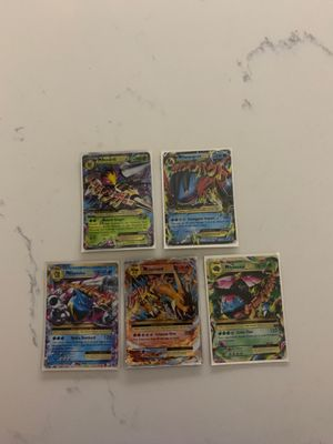 Small Mega EX Collection | Pokémon Cards for Sale in Coral Gables, FL