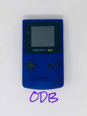Gameboy Color Grape (#854) Nintendo GBC - Read for Sale in Parkville, MO