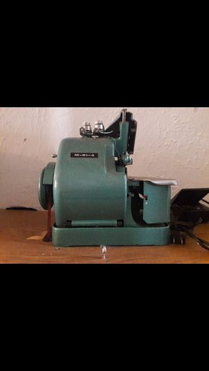 Overlock sewing machine for Sale in Norfolk, VA
