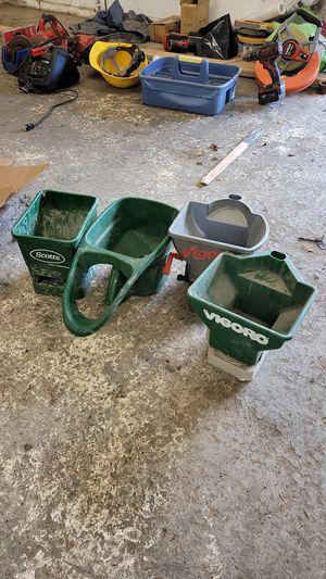 Fertilizer spreaders for Sale in Mill Creek, WA