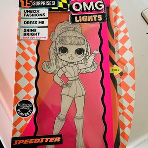 Lol Surprise Omg Light Speedster Doll for Sale in Moreno Valley, CA