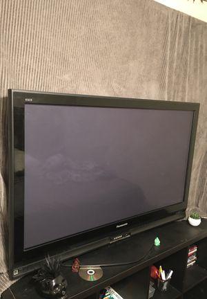 Panasonic tv big as hell for Sale in San Dimas, CA