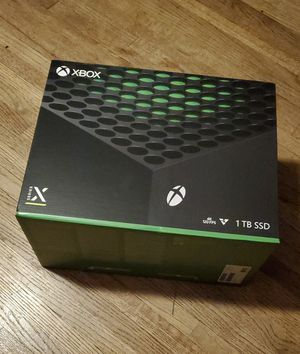 Xbox Series X New Sealed for Sale in Fullerton, CA